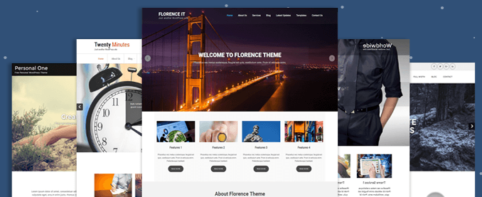 Best Corporate WordPress themes